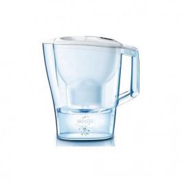 Brita Tisch Wasserfilter Aluna weiss