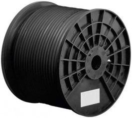 Sat Kabel 100Meter Koax Rolle SG6 Aussen