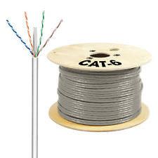 Netzwerk Kabelrolle 100Meter Cat6 UTP