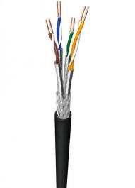 Netzwerk Kabelrolle 100Meter Cat7 Aussen