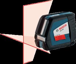 Kreuzlinienlaser Bosch GLL 2-50 Profi