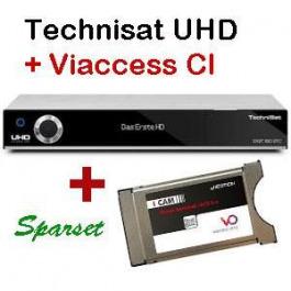 Récepteur Technisat DIGIT ISIO STC 4K Viaccess