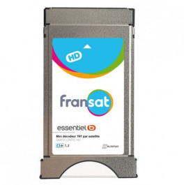 Sat Pay-TV Fransat CI Module (CI+)