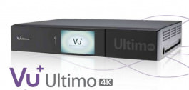 Cable Receiver VU+ Ultimo 4K UHD 1xC FBC