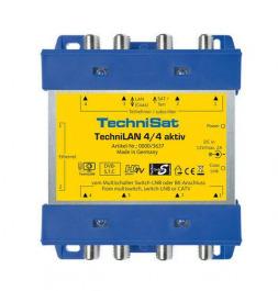 NW Technisat TechniLAN 4/4 Aktiv