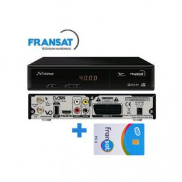 Sat Pay-TV Fransat+ HDTV Strong Receiver