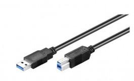 Kabel USB 3.0 Typ A-B 1.8 Meter