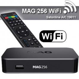 IPTV MAG 256 WiFi VOD OTT Streambox
