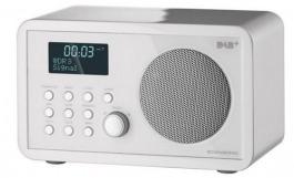 DAB+ Radio SCANSONIC DA200 weiss