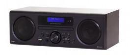 DAB+ Radio SCANSONIC DA310 schwarz