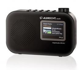 Albrecht DR 65 C DAB+ Autoradio Adapter