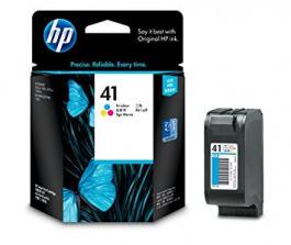 Tinte color HP original 51641A Nr. 41