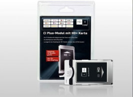 Sat Pay-TV HD Plus Karte inkl. Modul 6Mt