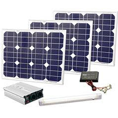 Solar Set DMC Powercraft mit Wandler