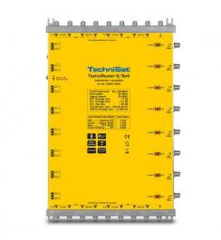 Sat Unicable Technirouter 9/8x4