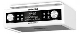 DAB+ Technisat DigitRadio 20 Weiss