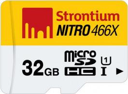 NITRO microSD Flash Card 32 GB