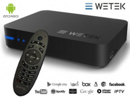 Wetek Play IPTV Receiver refurbished