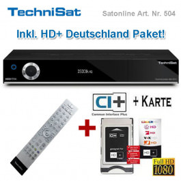 Technisat TechniCorder ISIO STC HD+