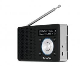 DAB+ Technisat DigitRadio 1 schwarz/sil.