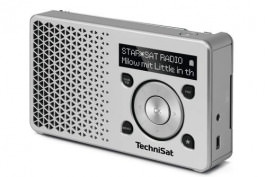 DAB+ Technisat DigitRadio 1 silber