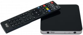 IPTV TVIP 605 Box WiFi