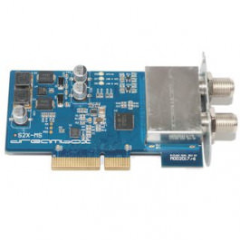 Dreambox DVB-S2X Twin Tuner Multistream
