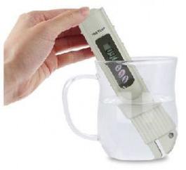 AQUI Wasser LCD Partikel Messgerät