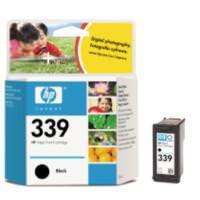 Tinte schwarz HP original C8767 EE Nr. 339