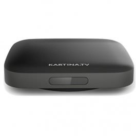 IPTV Kartina TV Box Quattro