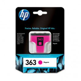 Tinte color HP original C8772EE 363 Mag