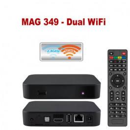 IPTV MAG 349 W3 Premium WiFi Streambox