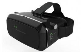 VR Brille VR 3D pro + Bluetooth Joystick