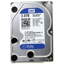 "HD S-ATA 3.5"" WD Blue Desktop 2TB"