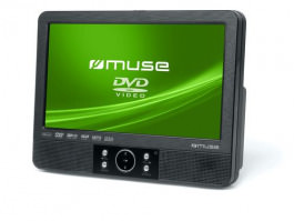 Muse M-920 CVB Portable DVD Player