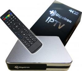 Gigatron 365 boîte IPTV KODI,STALKER,NETFLIX