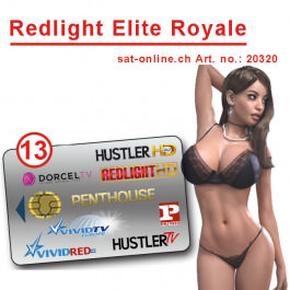 Redlight Mega Elite Royale 20CH 12Mt