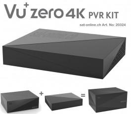 VU+ Zero 4K PVR Kit HD Docking Station