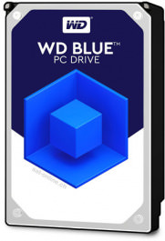 "HD S-ATA 3.5"" WD Blue Desktop 4TB"