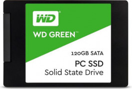 disco a stato solido 2.5 SATA WD Green 3D NAND SSD 120GB