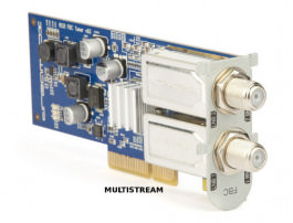 Dreambox DVB-S2 FBC Multistream Tuner