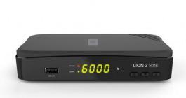 DVB-T Receiver Opticum Lion 3 - H.265
