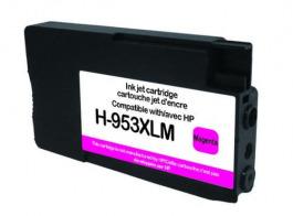 Tinte farbig zu HP Officejet 953 XL MAGENTA