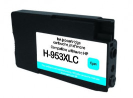 Tinte color zu HP Officejet 953 XL CYAN