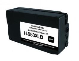 Tinte schwarz zu HP Officejet 953 XL BLACK