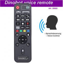 Fernbedienung zu Dinobot IR + Bluetooth
