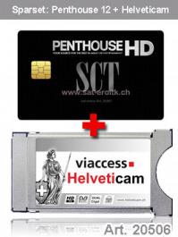 Penthouse HD 12+ Erotik + Helveticam Pro