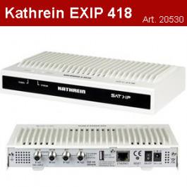 Sat to IP Kathrein EXIP 418 Server 8 Utenti