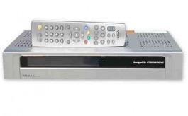 Ausstellgerät Humax PR HD 1000