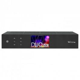 VU+ Duo 4K 2x DVB-S2X FBC Twin Tuner